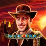 Thumbnail image for Casino Game Book of Ra Deluxe by Greentube
