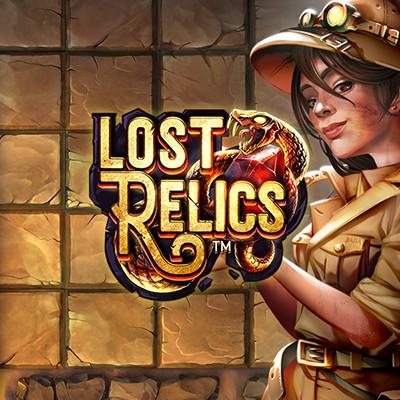 Lost Relics Slot by NetEnt • Casinolytics