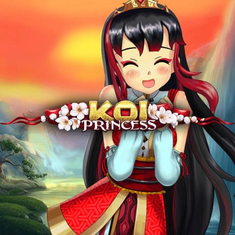 Koi Princess Slot by NetEnt • Casinolytics
