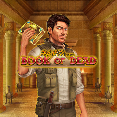 Book of Dead Slot by Play N Go • Casinolytics