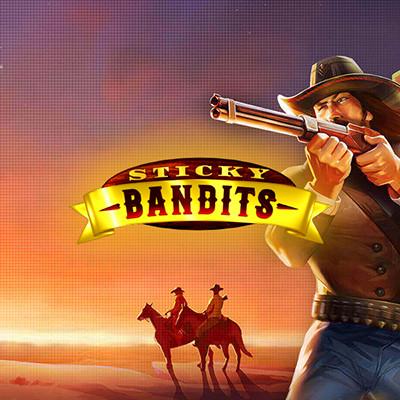 Sticky Bandits Slot by Quickspin • Casinolytics