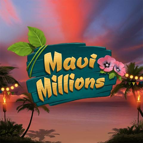 Maui Millions Slot by Kalamba Games • Casinolytics