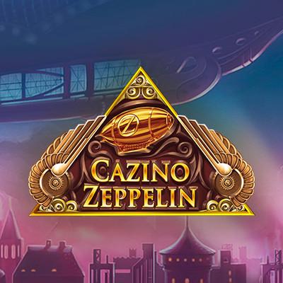 Cazino Zeppelin by Yggdrasil • Casinolytics
