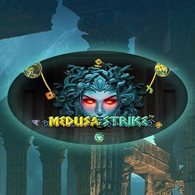 Medusa Strike Slot by Pragmatic Play • Casinolytics