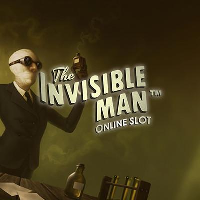 The Invisible Man by NetEnt • Casinolytics