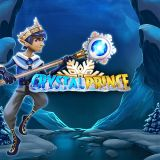 Thumbnail image for Casino Game Crystal Prince by Quickspin