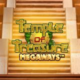 Thumbnail image for Casino Game Temple of Treasures Megaways by Blueprint