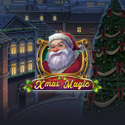 Xmas Magic Slot by Play N Go • Casinolytics