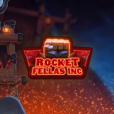 Thumbnail image for Casino Game Rocket Fellas Inc by Thunderkick