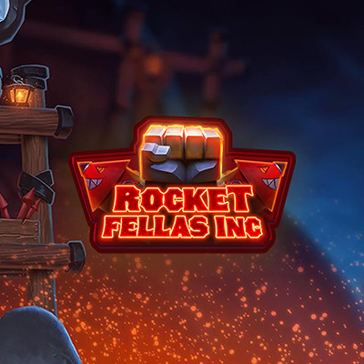 Rocket Fellas Inc by Thunderkick • Casinolytics