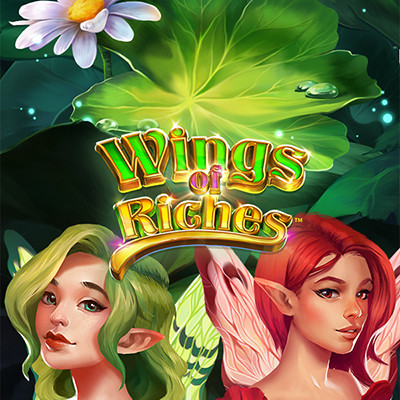 Wings of Riches by NetEnt • Casinolytics