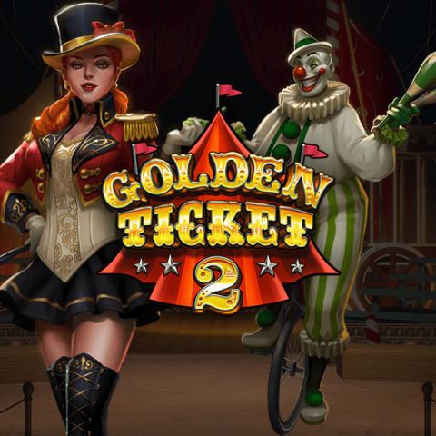 Golden Ticket 2 Slot by Play N Go • Casinolytics