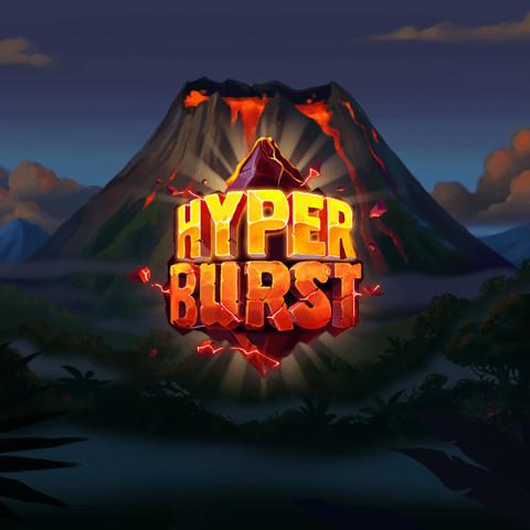 Hyper Burst Slot by Yggdrasil • Casinolytics