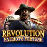 Thumbnail image for Casino Game Revolution Patriots Fortune by Blueprint