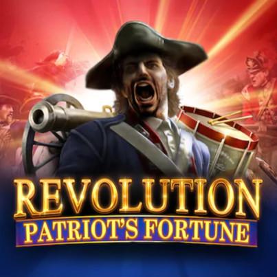 Revolution Patriots Fortune Slot by Blueprint • Casinolytics