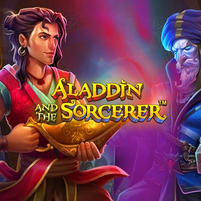 Aladdin and the Sorcerer by Pragmatic Play • Casinolytics