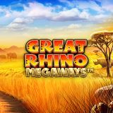 Thumbnail image for Casino Game Great Rhino Megaways by Pragmatic Play
