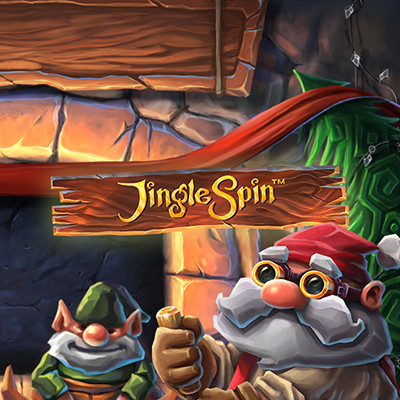 Jingle Spin by NetEnt • Casinolytics