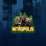 Thumbnail image for Casino Game Nitropolis by Elk Studios
