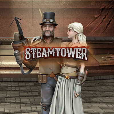 Steam Tower Slot by NetEnt • Casinolytics