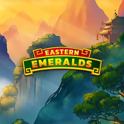 Eastern Emeralds by Quickspin • Casinolytics