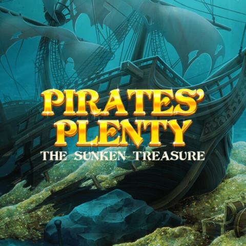 Pirates Plenty Slot by Red Tiger • Casinolytics