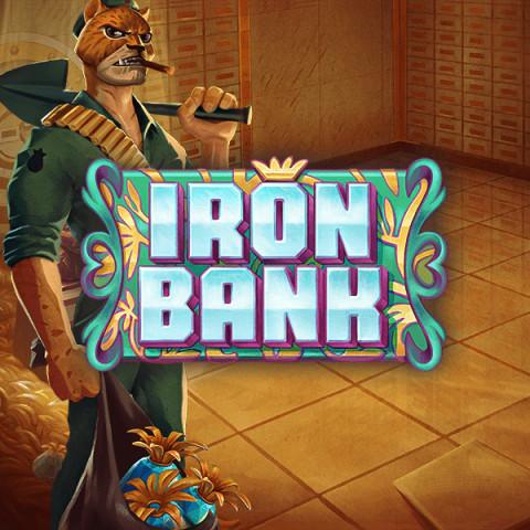 Iron Bank Slot by Relax Gaming • Casinolytics