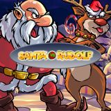 Thumbnail image for Casino Game Santa vs Rudolf by NetEnt