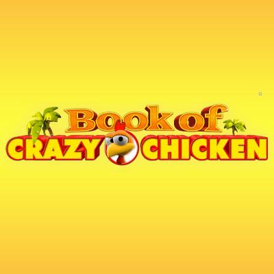 Book of Crazy Chicken by Gamomat • Casinolytics