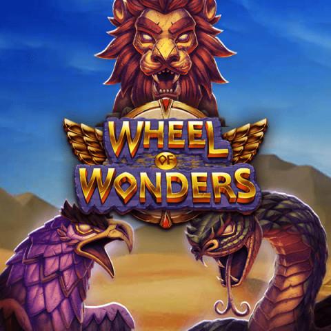 Wheel of Wonders Slot by Push Gaming • Casinolytics