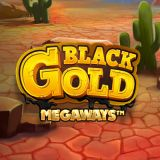 Thumbnail image for Casino Game Black Gold Megaways by Stake Logic