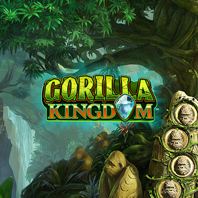 Gorilla Kingdom by NetEnt • Casinolytics