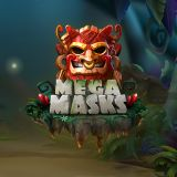 Thumbnail image for Casino Game Mega Masks by Relax Gaming