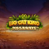 Thumbnail image for Casino Game Big Cat King Megaways by Blueprint