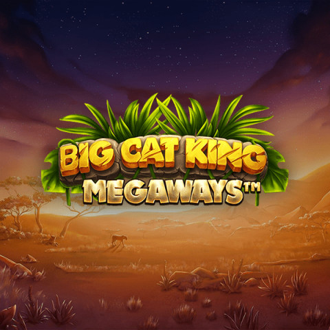 Big Cat King Megaways Slot by Blueprint • Casinolytics
