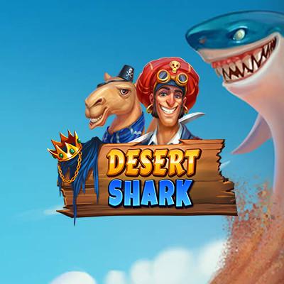 Desert Shark by Fantasma Games • Casinolytics