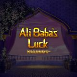 Thumbnail image for Casino Game Ali Baba's Luck Megaways by Red Tiger