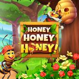 Thumbnail image for Casino Game Honey Honey Honey by Pragmatic Play