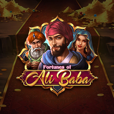 Fortunes of Ali Baba Slot by Play N Go • Casinolytics