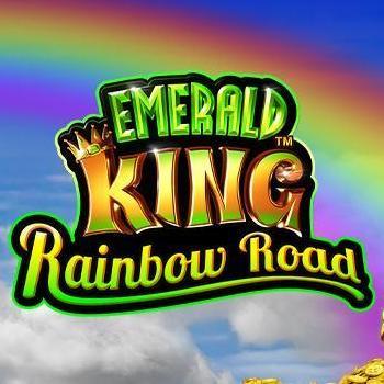 Emerald King Rainbow Road Slot by Pragmatic Play • Casinolytics