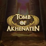 Thumbnail image for Casino Game Tomb of Akhenaten by Nolimit City