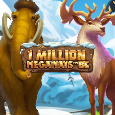 1 Million Megaways BC Slot by Iron Dog Studio • Casinolytics