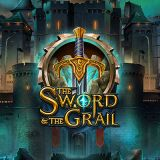 Thumbnail image for Casino Game The Sword and the Grail by Play N Go