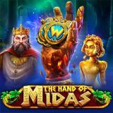 Thumbnail image for Casino Game The Hand of Midas by Pragmatic Play