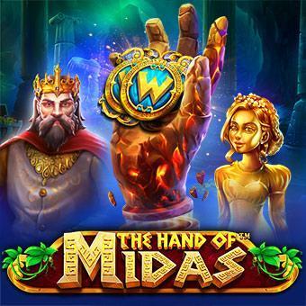 The Hand of Midas Slot by Pragmatic Play • Casinolytics