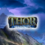 Thumbnail image for Casino Game Thor Hammer Time by Nolimit City