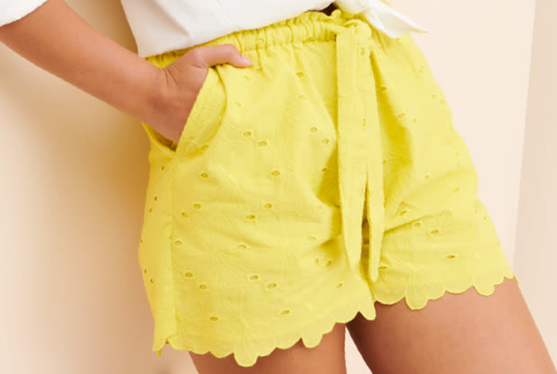 Browse comfortable shorts and skirts