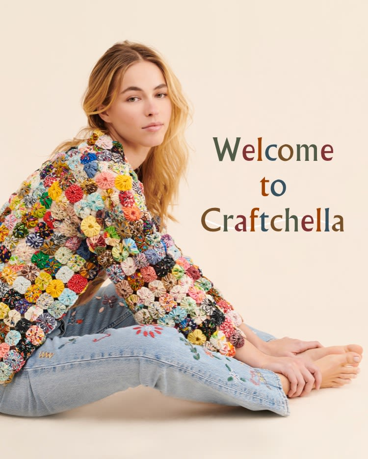 WELCOME TO CRAFTCHELLA