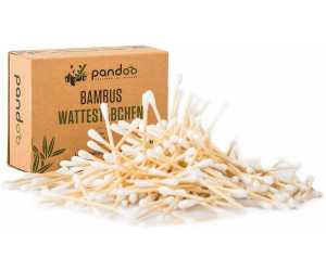 Pandoo Bamboo Cotton Swabs