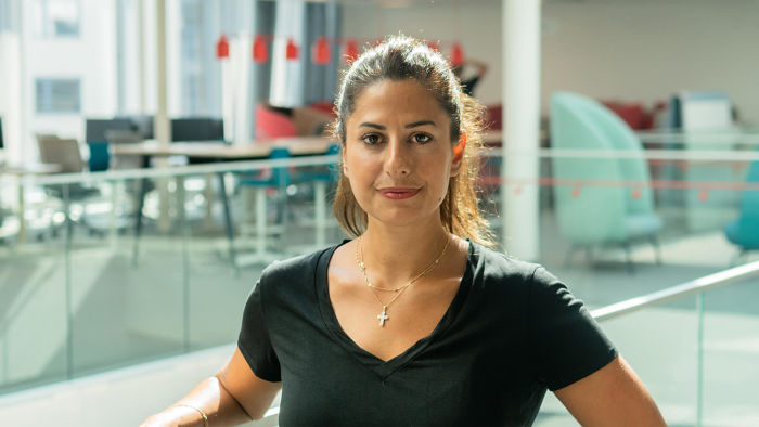 Silvia Bakir, Chief Customer Service Officer Tre Sverige.